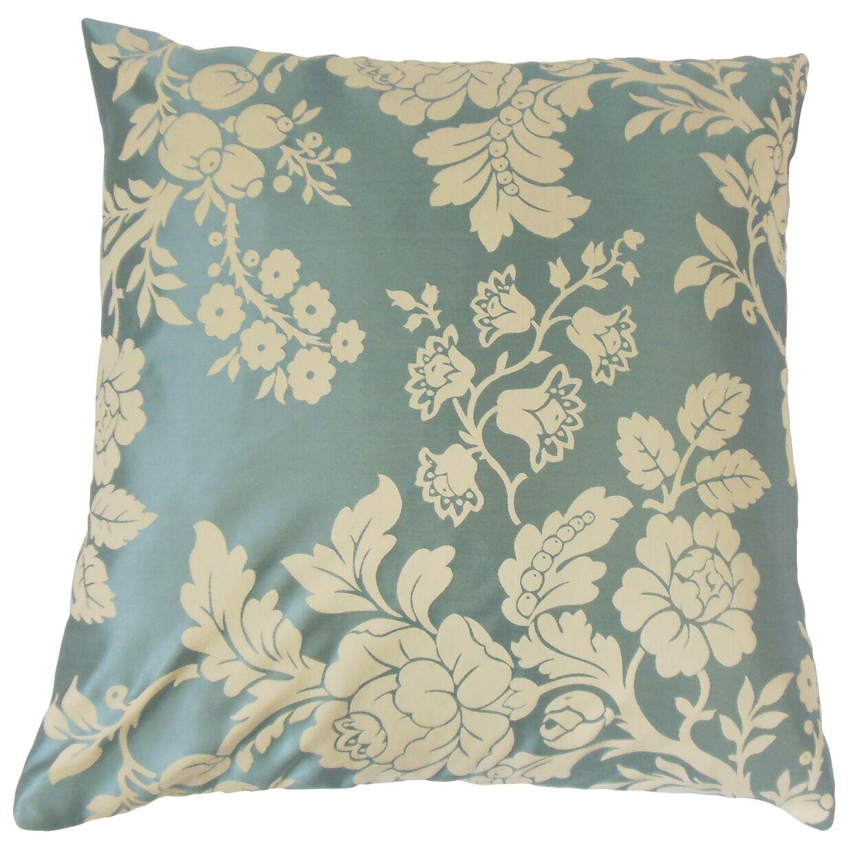 Revanche Floral Bedding Sham Size: Queen
