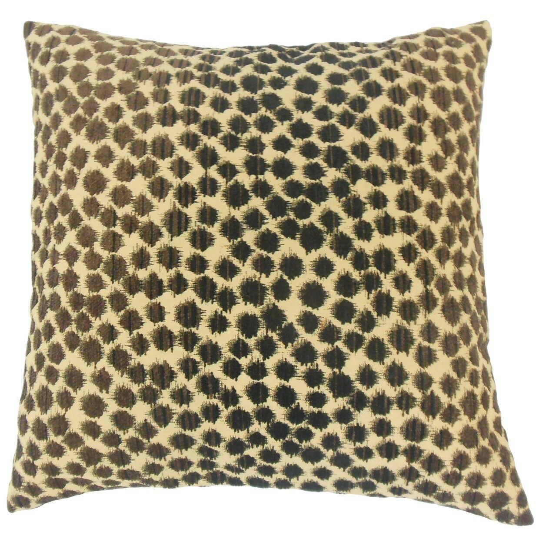 Thaman Geometric Throw Pillow Size: 18
