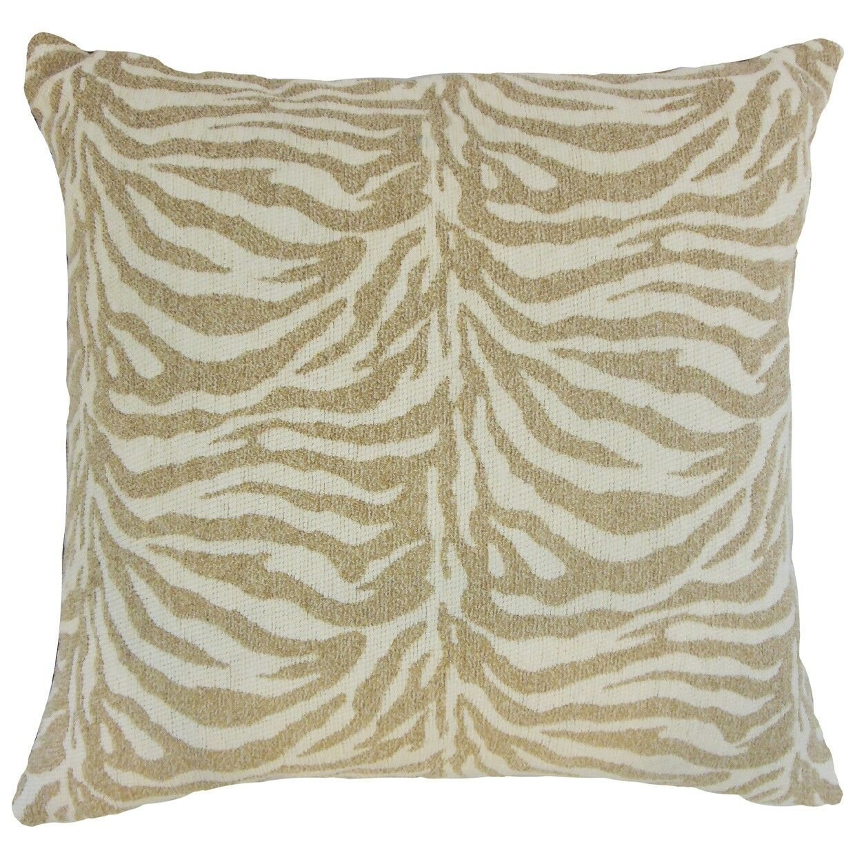 Ksenia Throw Pillow Color: Siberian, Size: 22