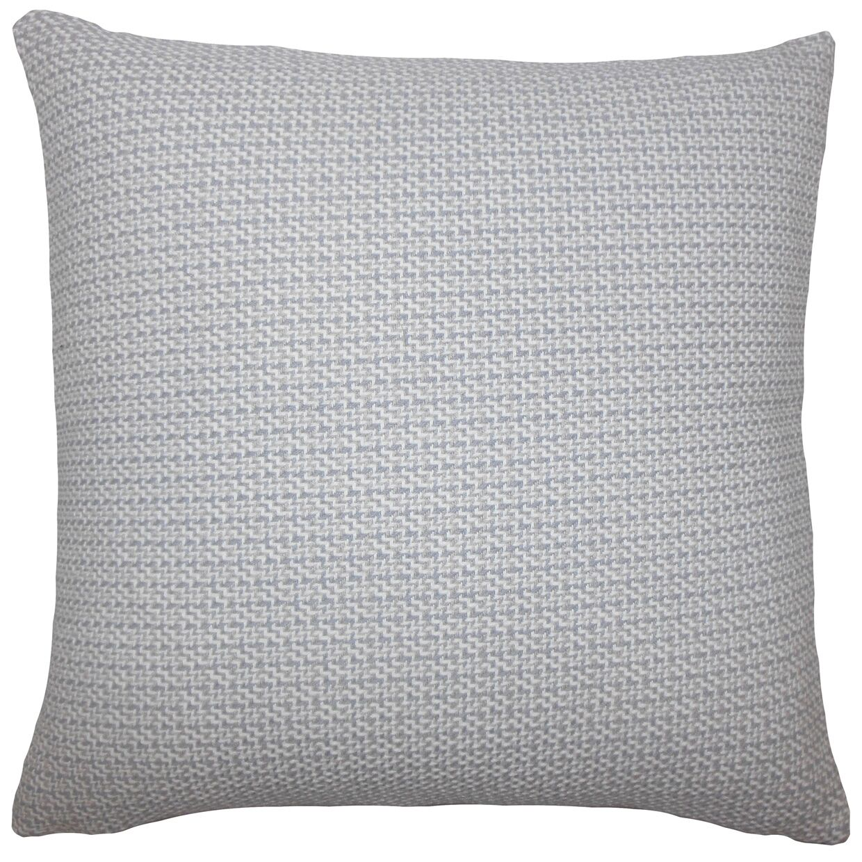 Paley Plaid Bedding Sham Size: Queen, Color: Gray