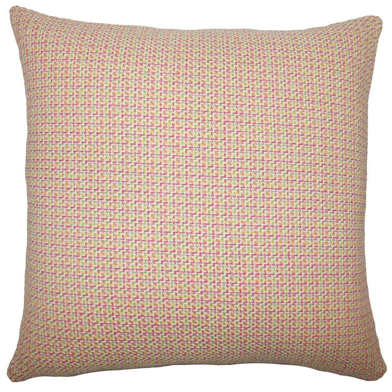 Paley Plaid Bedding Sham Size: Standard, Color: Multi