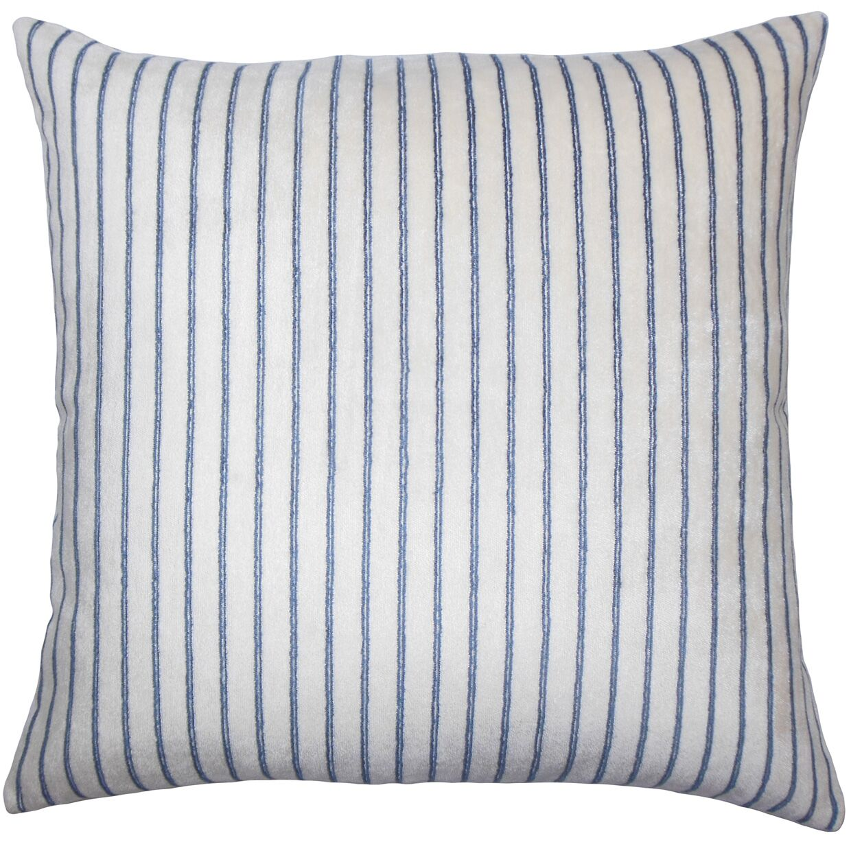 Ardley Striped Bedding Sham Size: Standard, Color: Blue