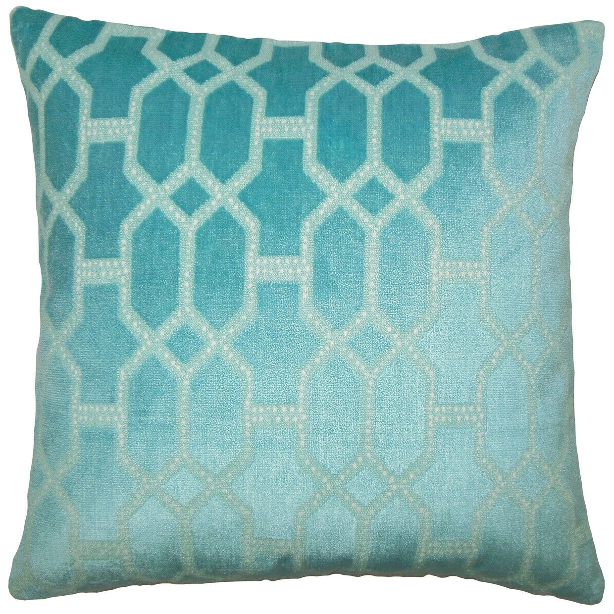Laine Geometric Throw Pillow Size: 20