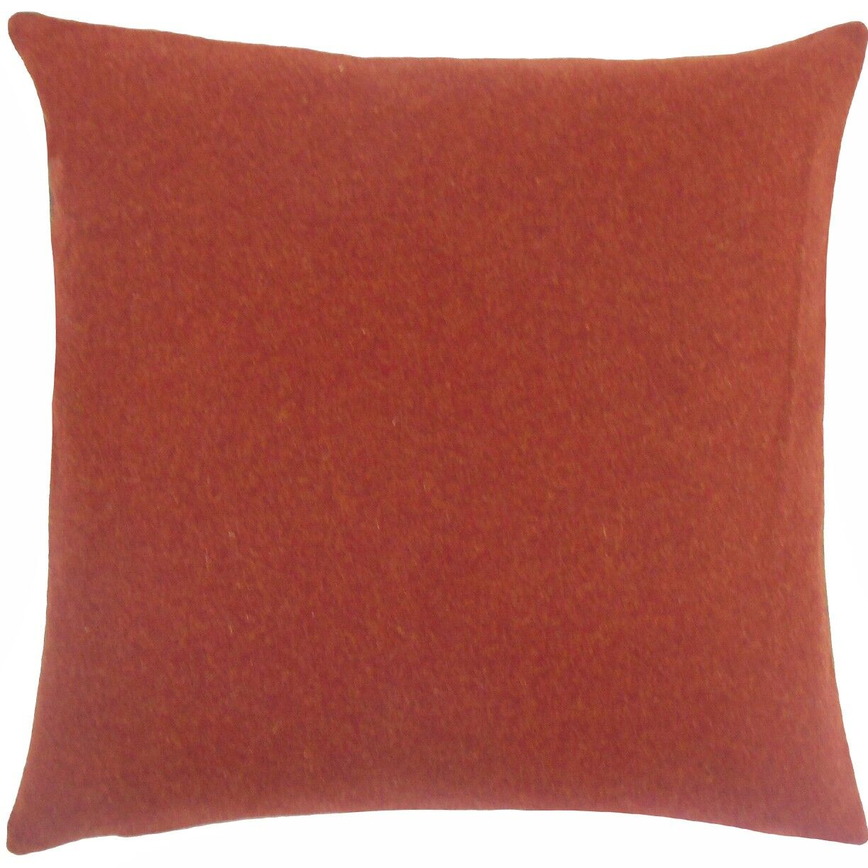 Taite Solid Throw Pillow Size: 20