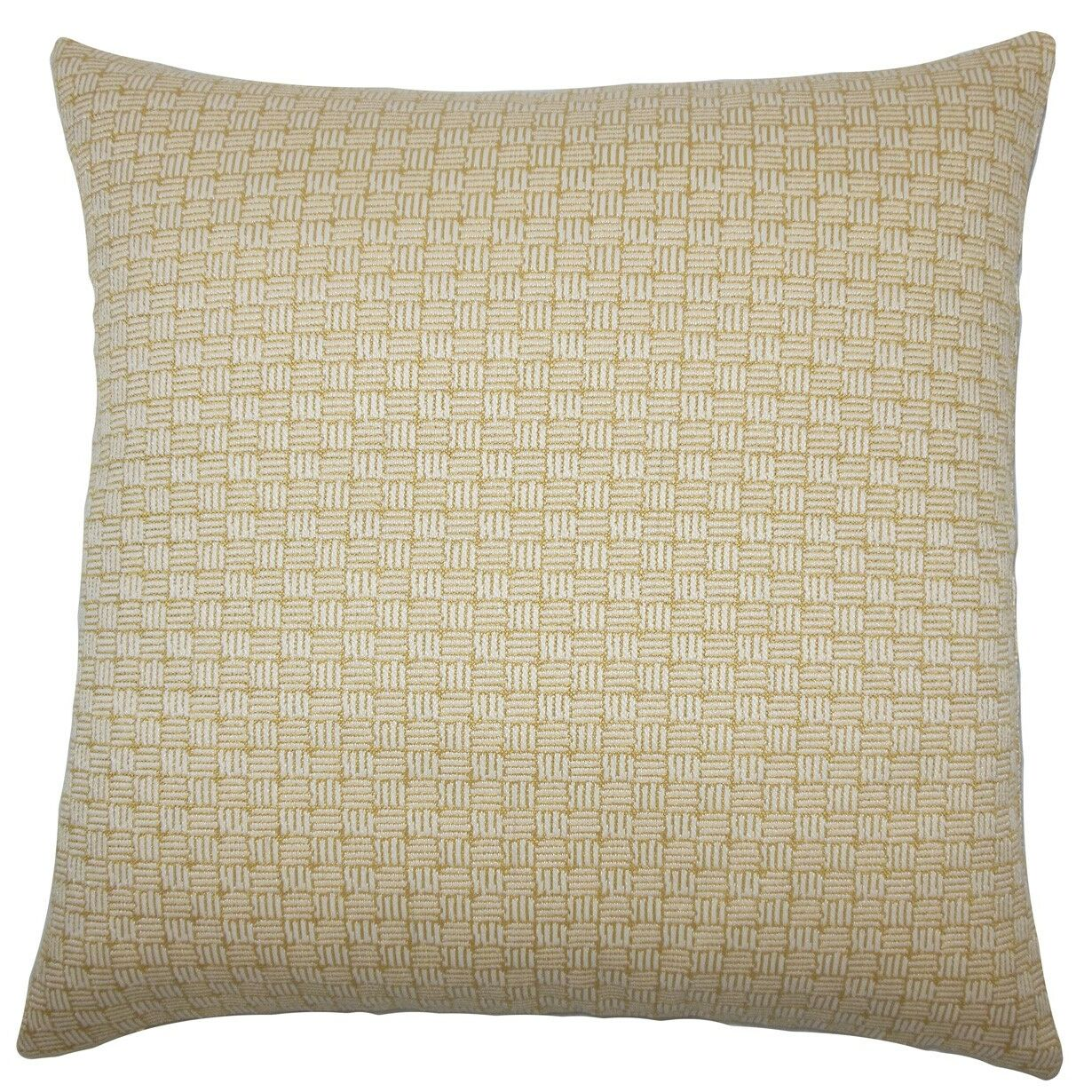 Nahuel Geometric Throw Pillow Size: 20
