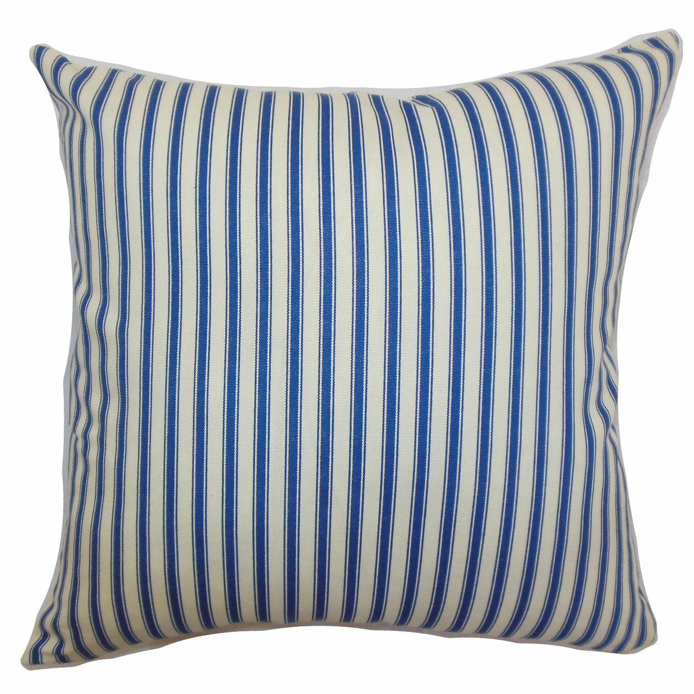 Yulenia Stripes Floor Pillow