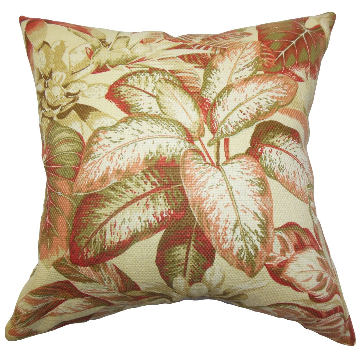 Rutledge Floral Floor Pillow