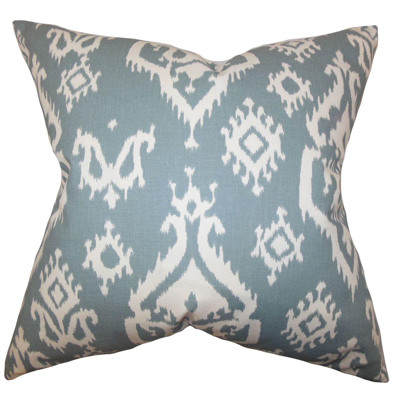 Durango Ikat Floor Pillow