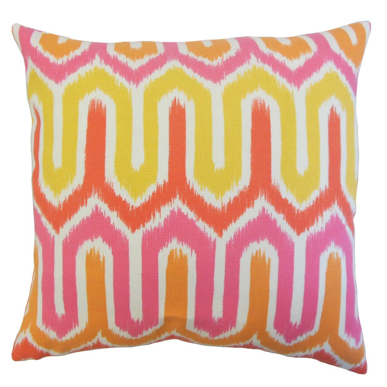 Castanon Outdoor Floor Pillow