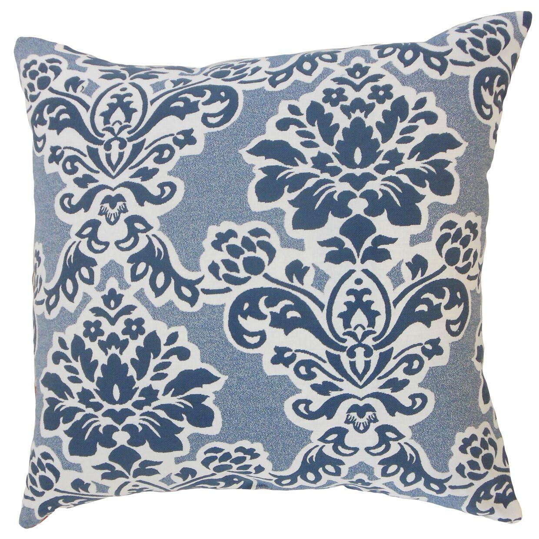 Chenelle Damask Floor Pillow