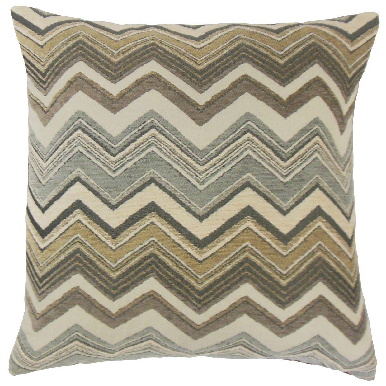 Osman Zigzag Floor Pillow