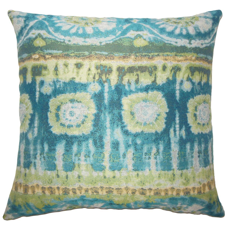 Brownleigh Ikat Floor Pillow