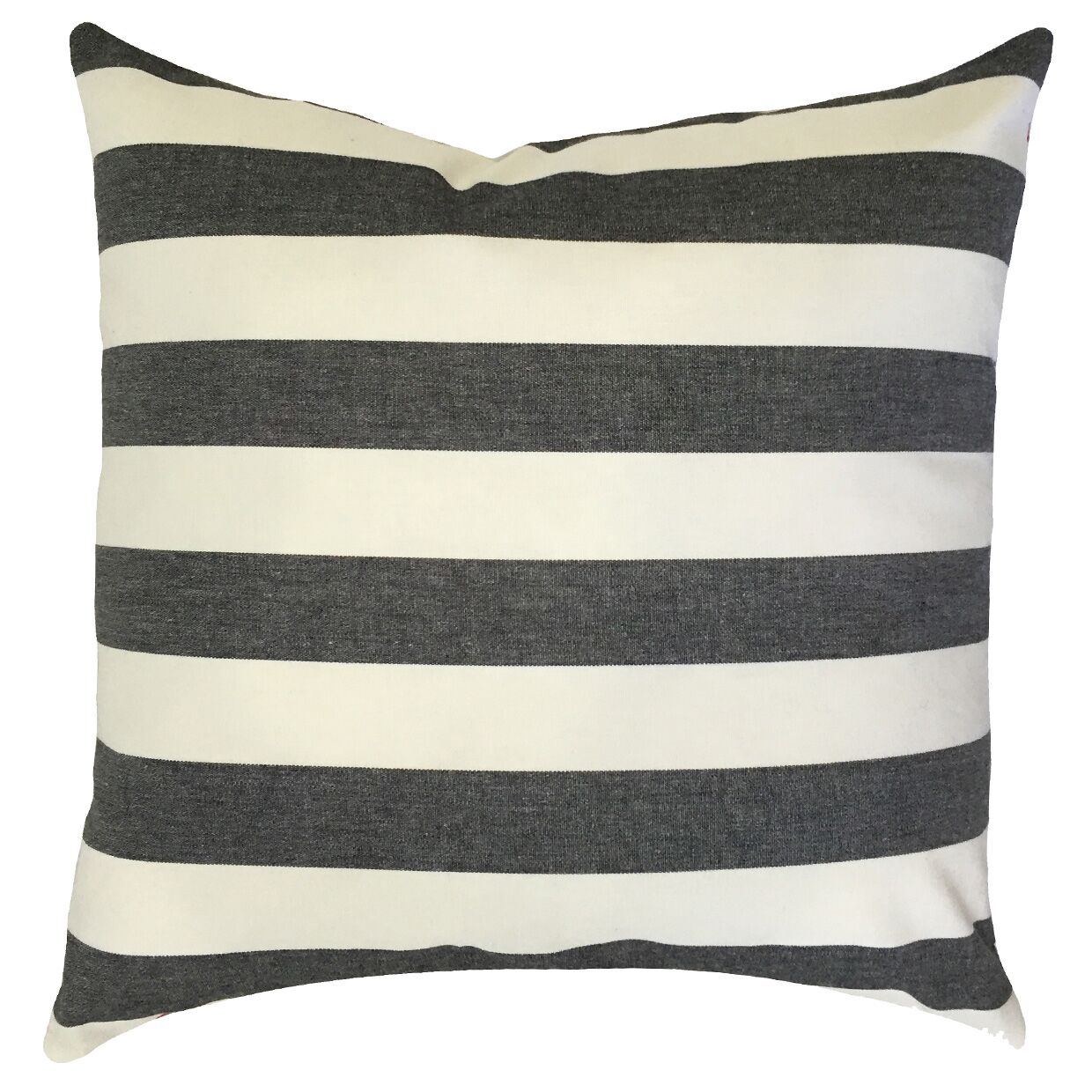 County Striped Floor Pillow