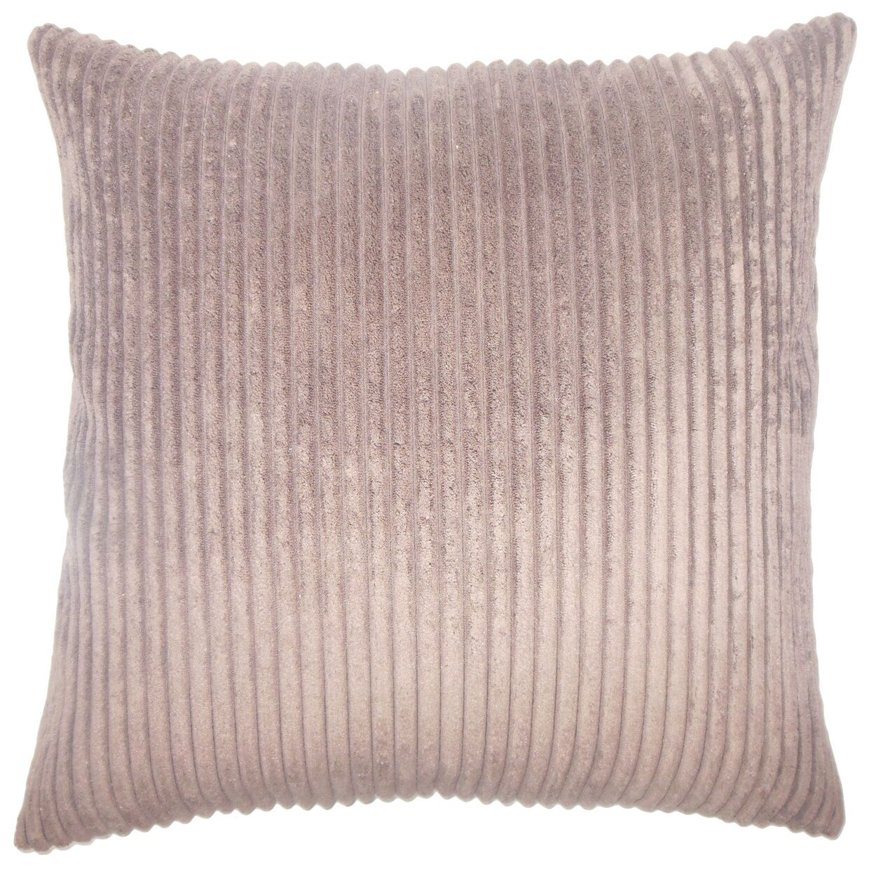 Janelle Solid Down Filled Throw Pillow Size: 22