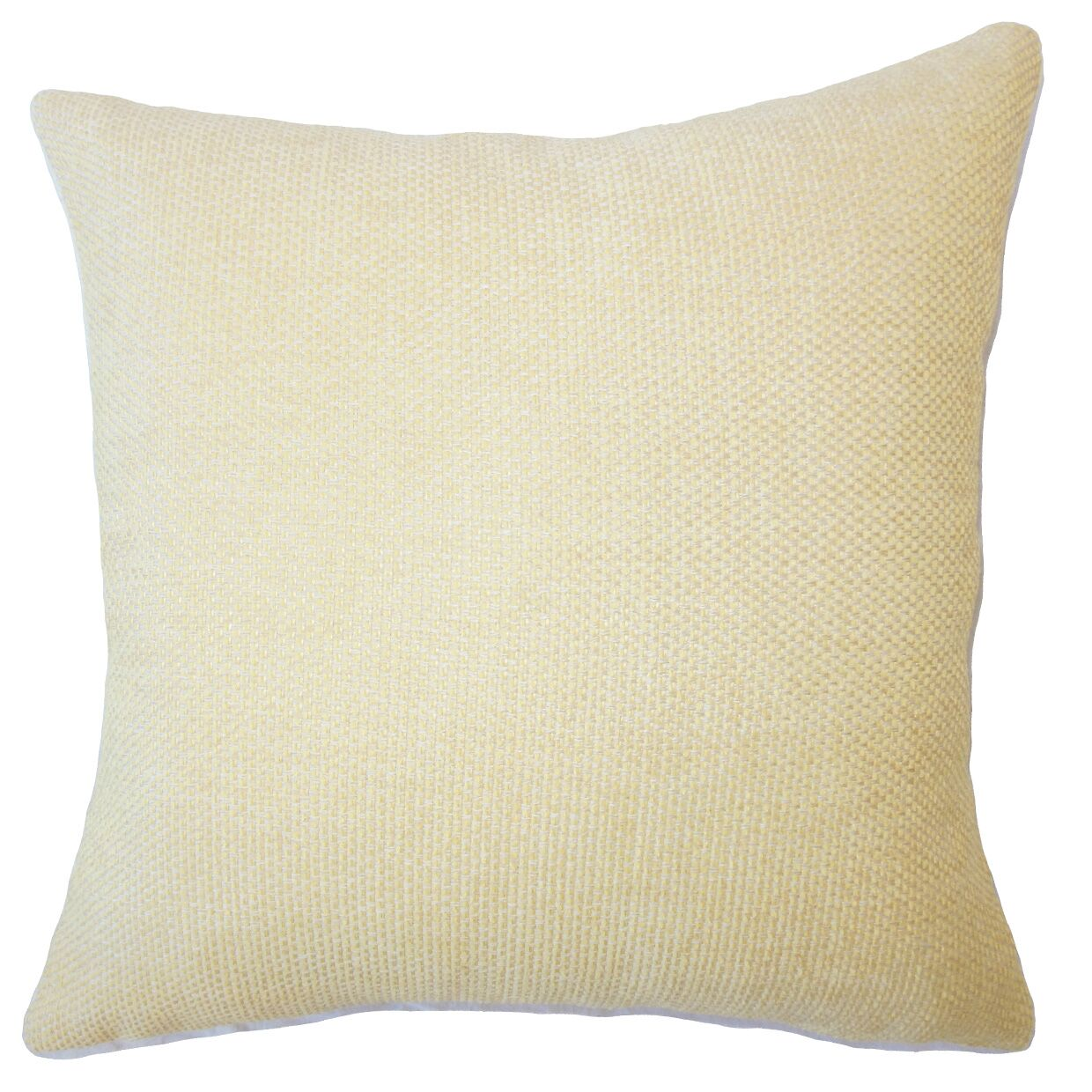 Fryeburg Solid Down Filled Throw Pillow Size: 20