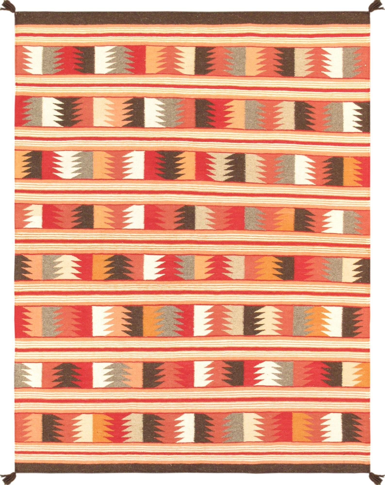 Kilim Hand-Woven Area Rug