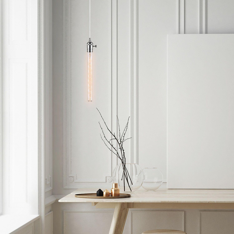 60W Incandescent Vintage Filament Light Bulb