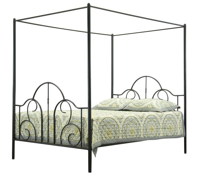 Cornwall Queen Canopy Bed