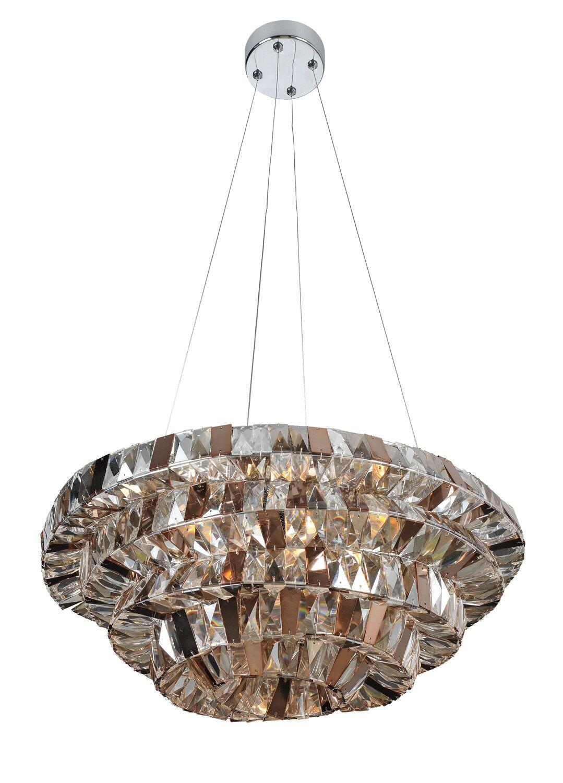 Gehry 8-Light Mini Pendant