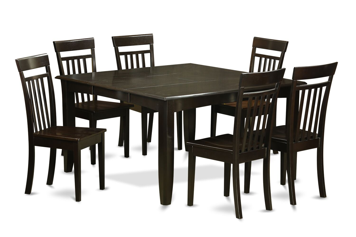 Dining Table Sets Pilning 7 Piece Wood Dining Set