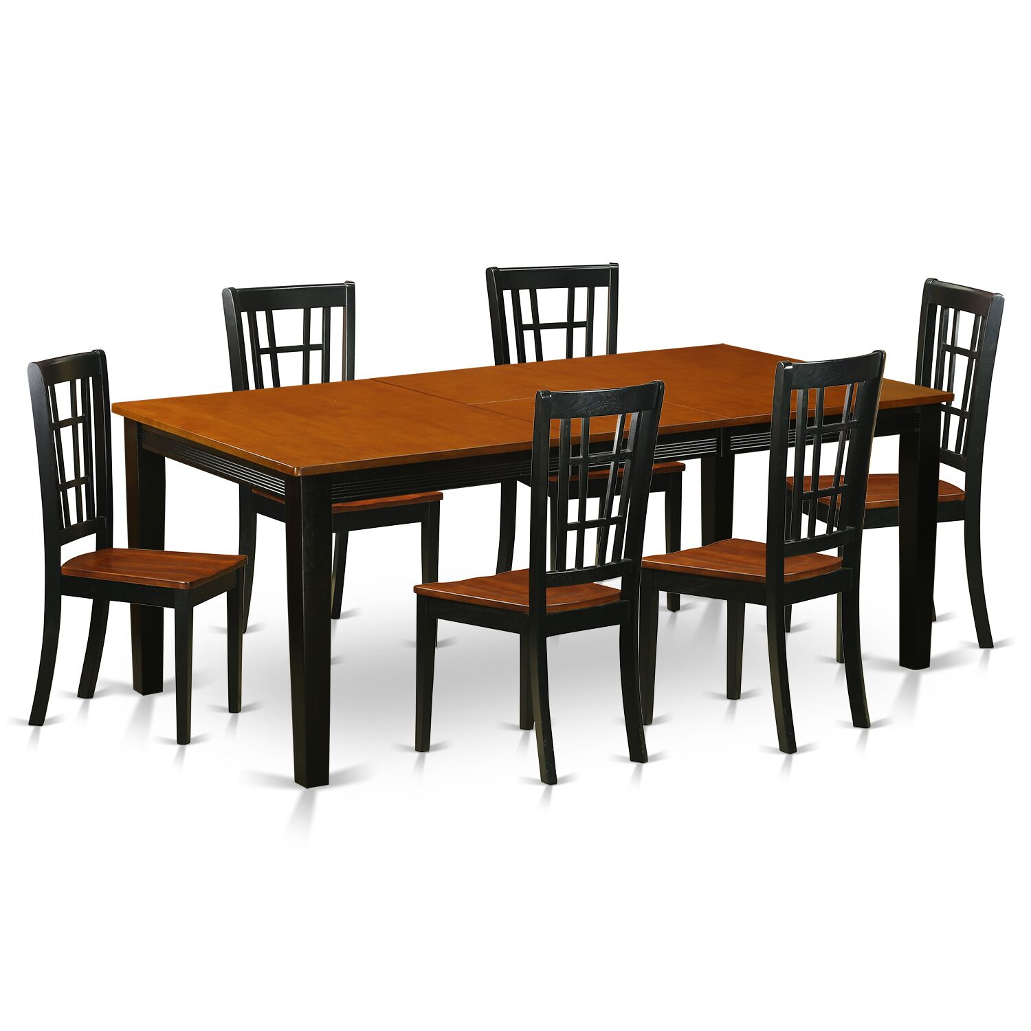 Dining Table Sets Pilger Contemporary 7 Piece Dining Set