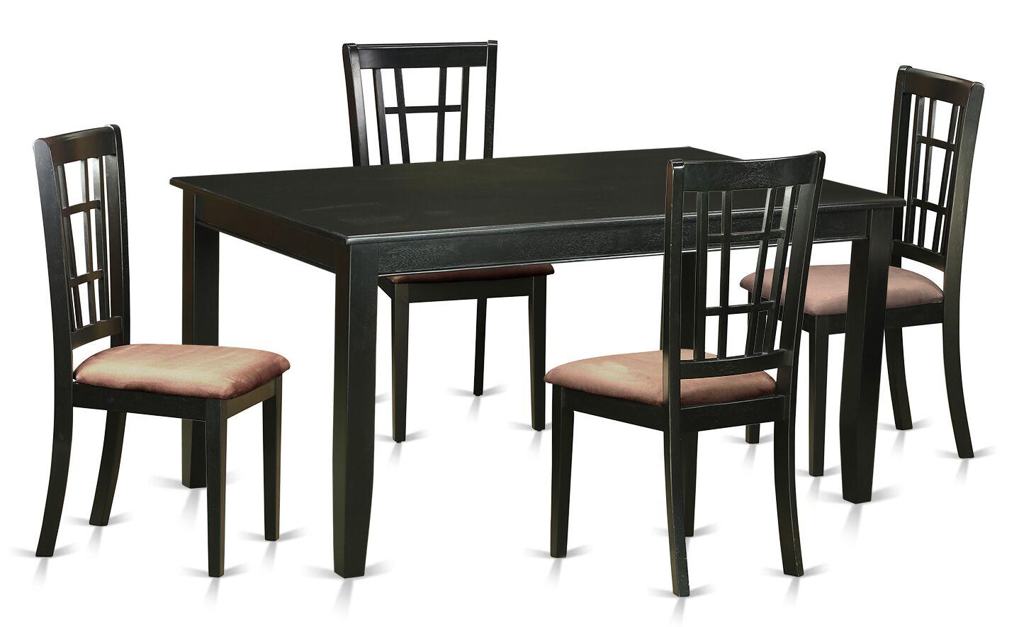 Dining Table Sets Araminta 5 Piece Dining Set