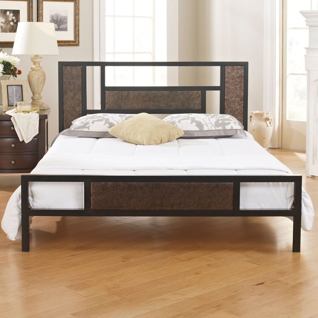 Prahl Bed Frame Size: Twin
