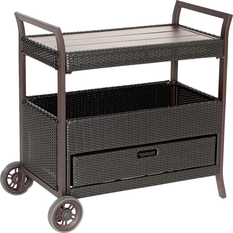 Duell Bar Serving Cart