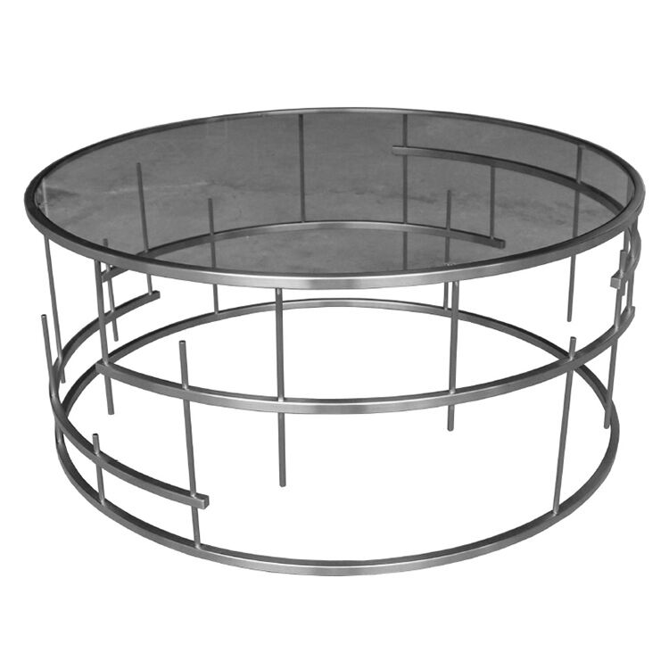 Tiffany Coffee Table Color: Stainless