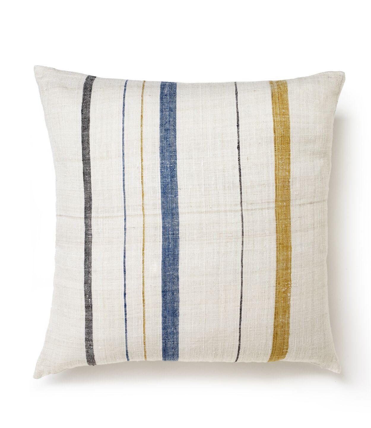 Halcyon Silk Throw Pillow