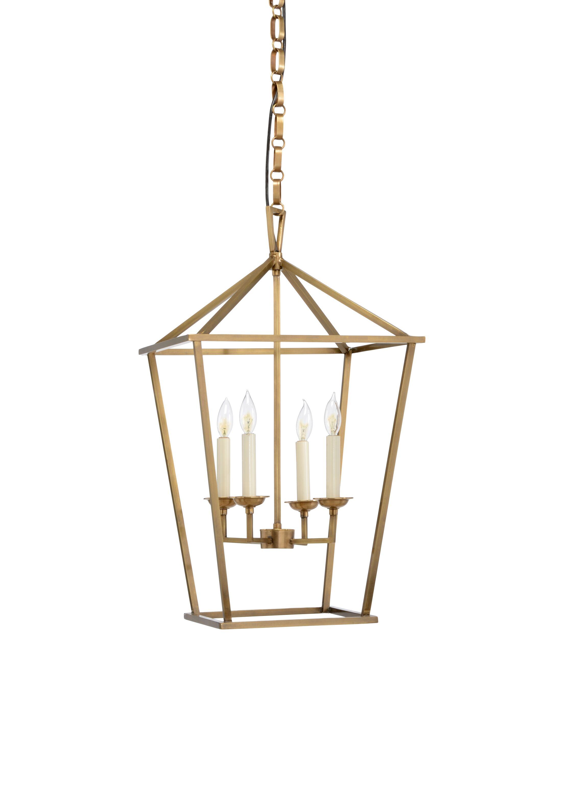 Carlton 4-Light Pendant