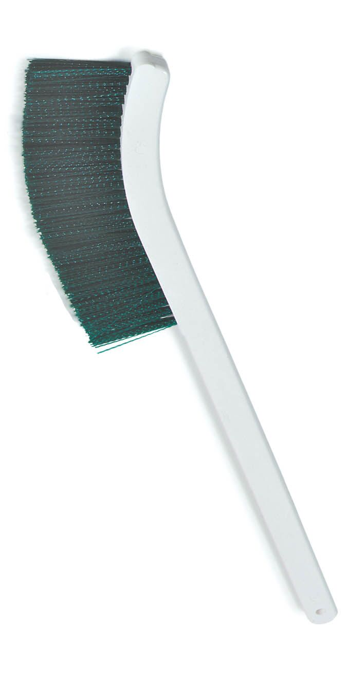 Sparta� Polyester Wand Brush (Set of 12) Color: Green
