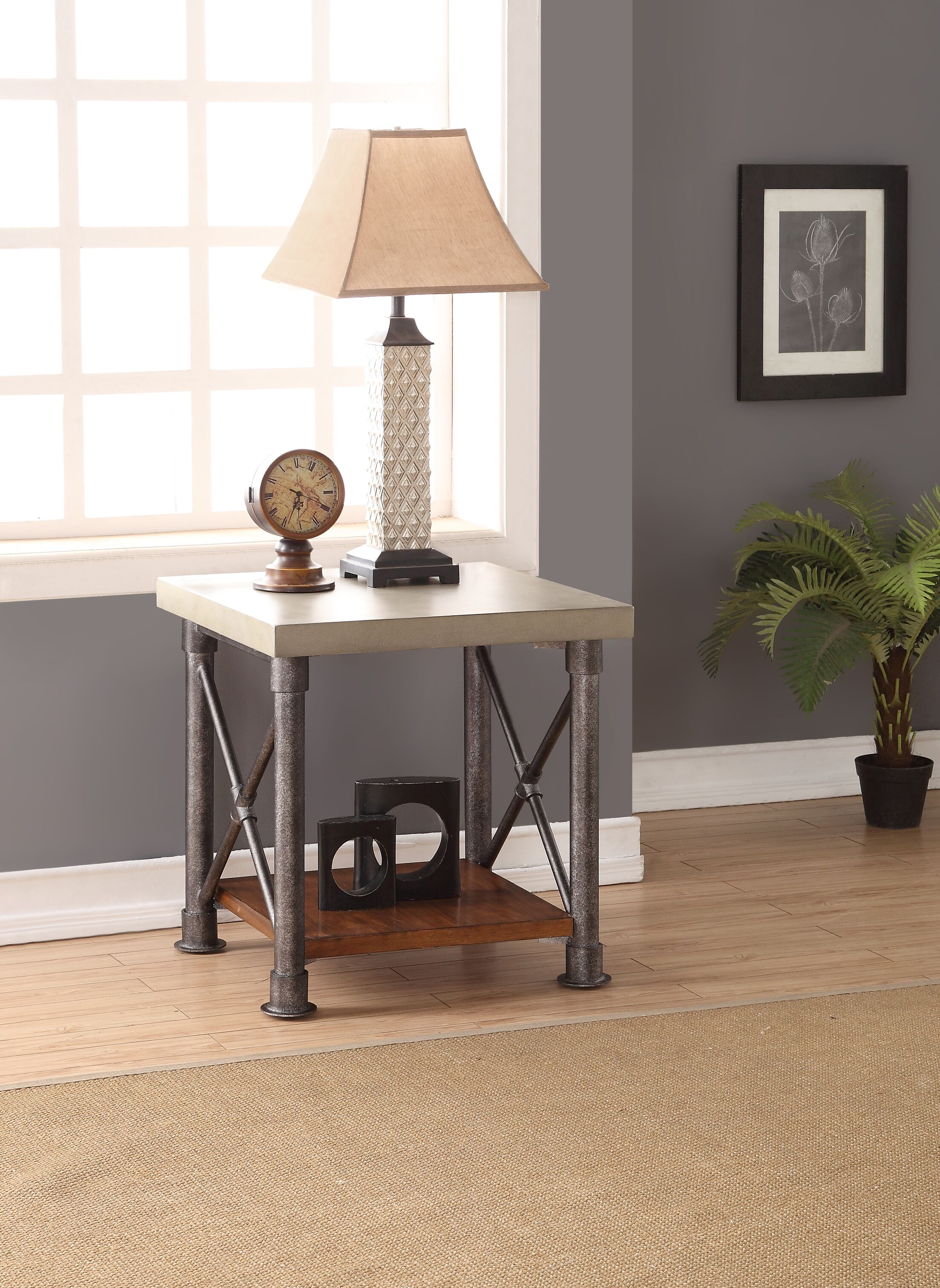 Perei End Table