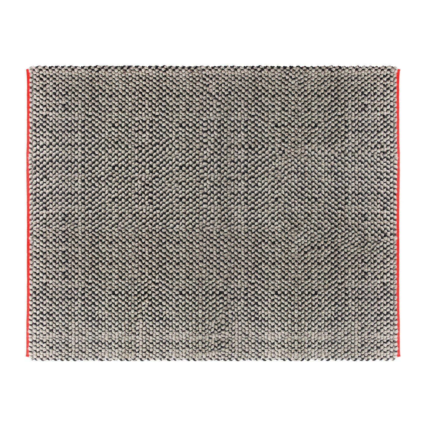 Dollop Grey Area Rug Rug Size: 8' x 10'