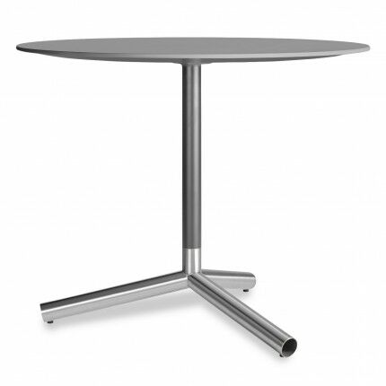 Sprout Cafe Dining Table Top Finish: Matte Slate