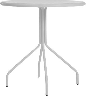 Hot Mesh Caf� Table Color: White