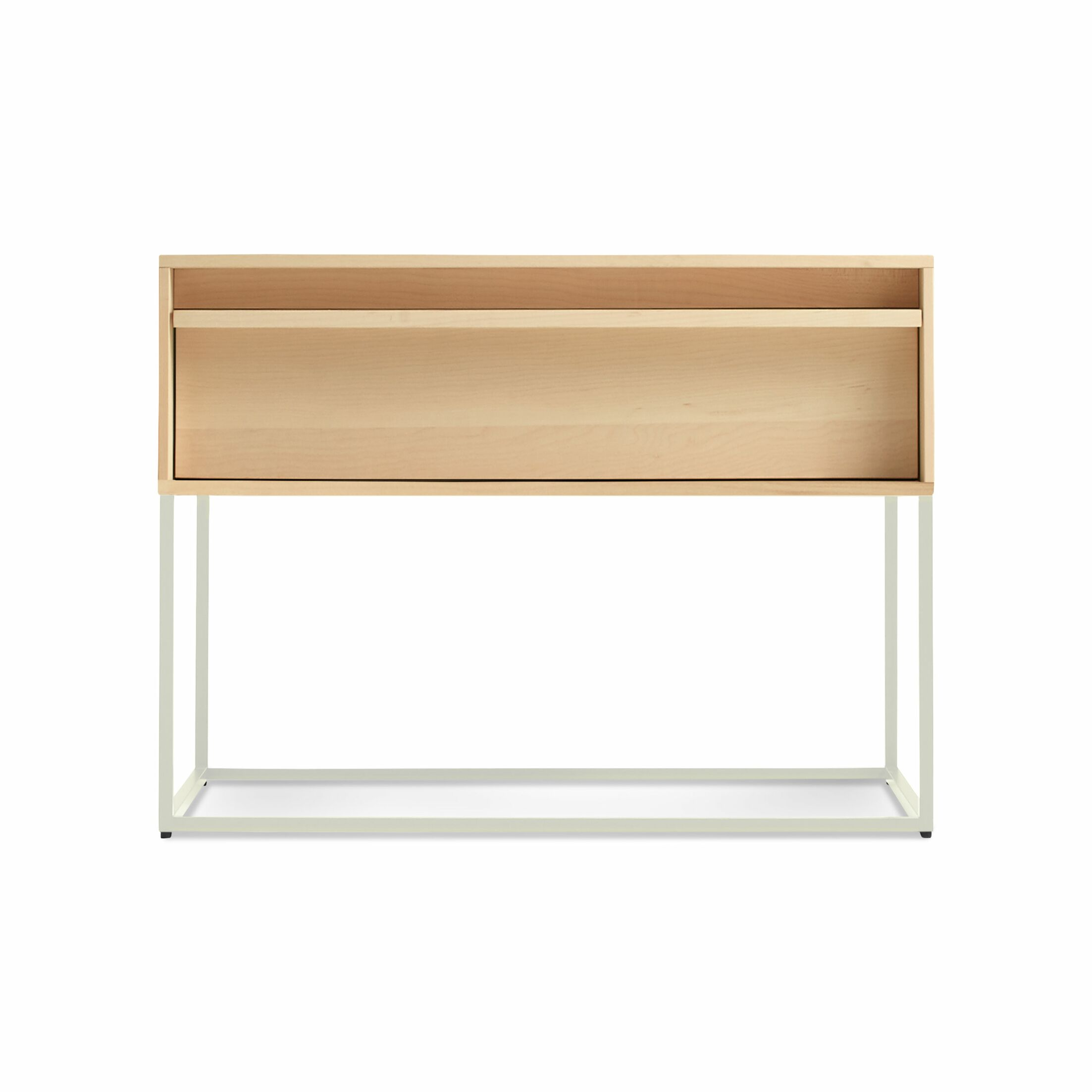 Rule Nightstand Color: Maple