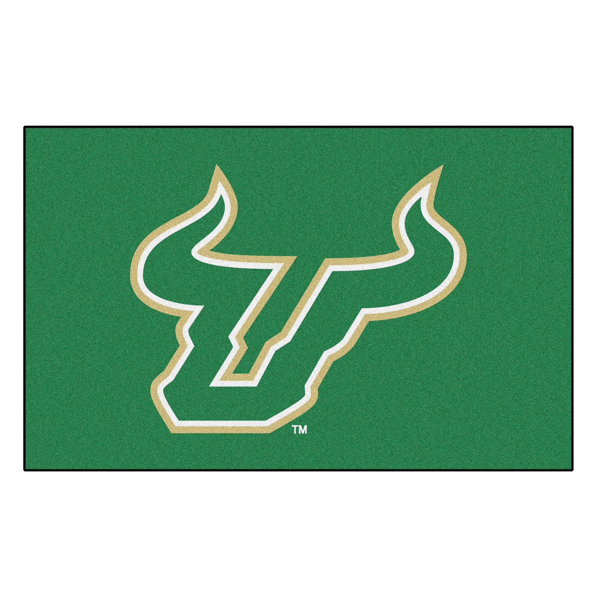 Collegiate NCAA University of South Florida Doormat