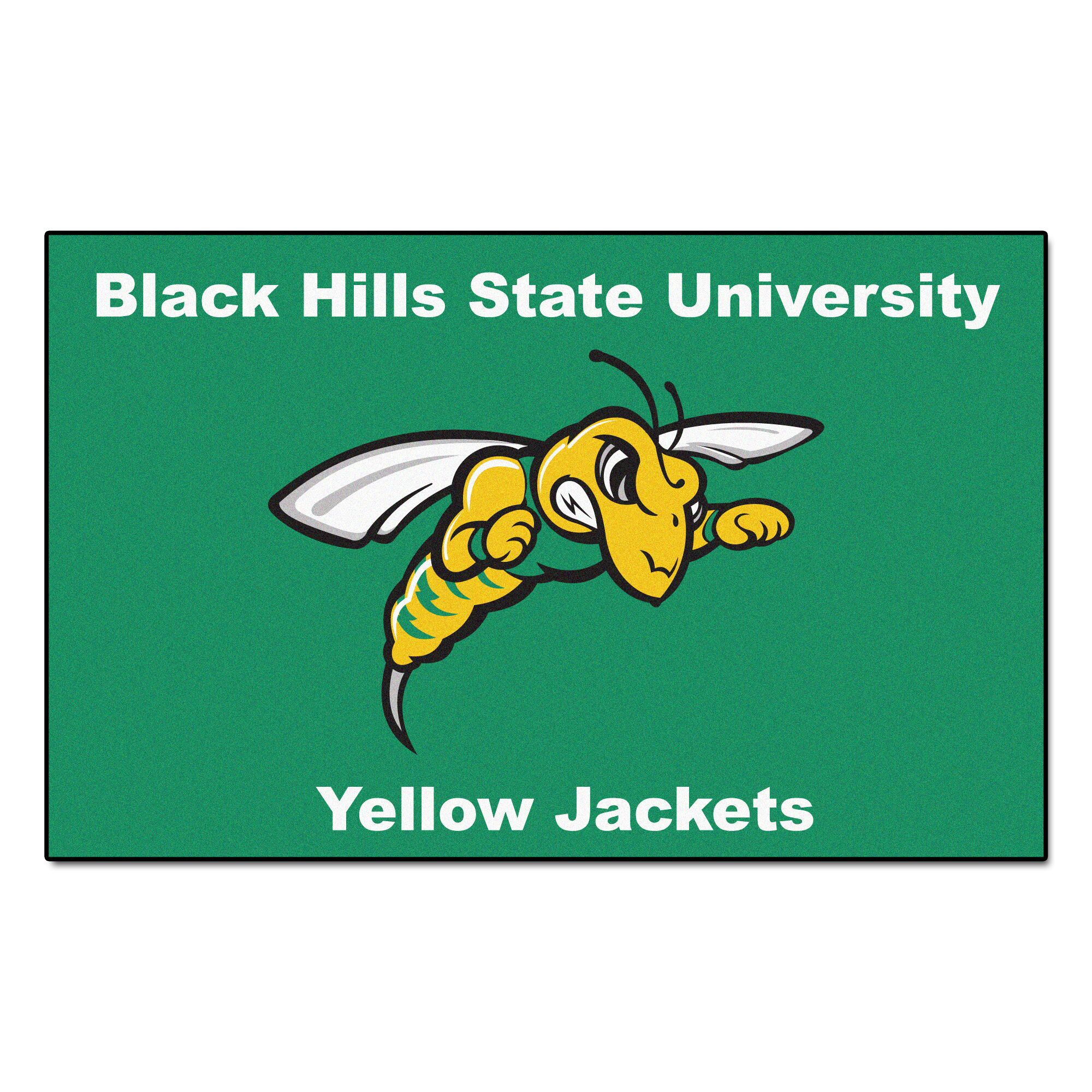 NCAA Black Hills State University Ulti-Mat
