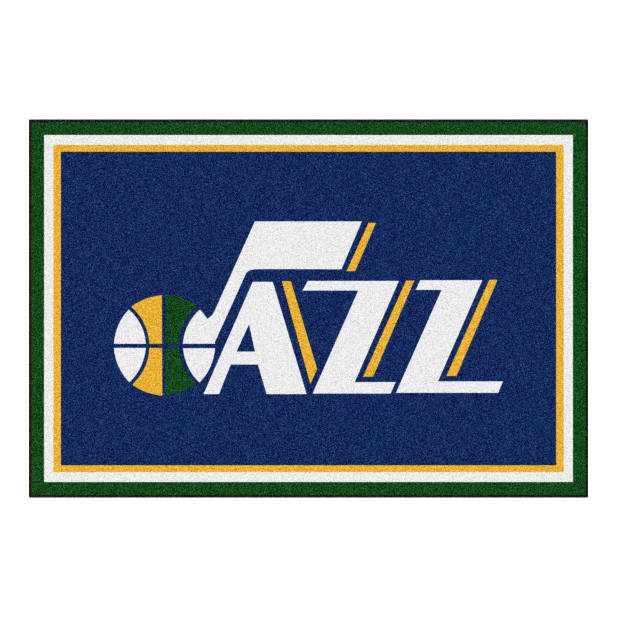 NBA - Utah Jazz 5x8 Doormat