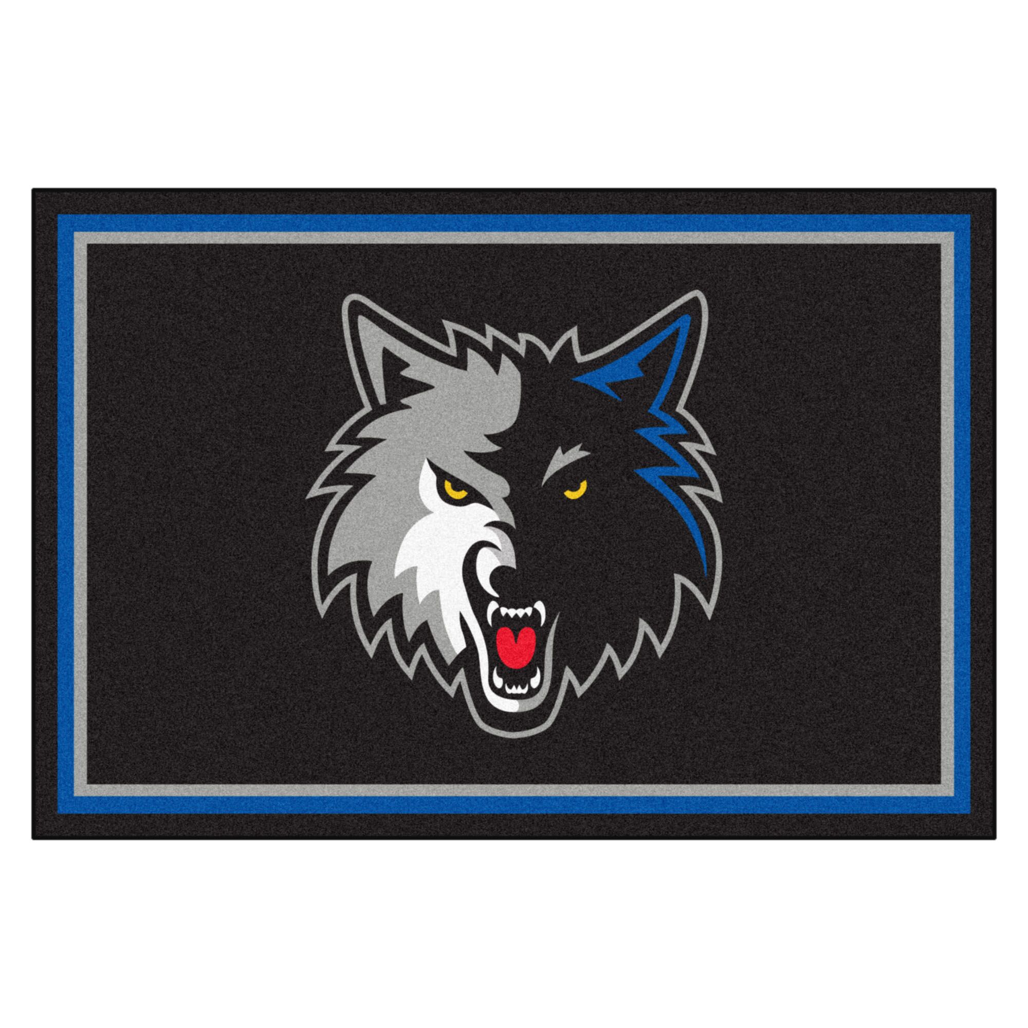 NBA - Minnesota Timberwolves 5x8 Doormat