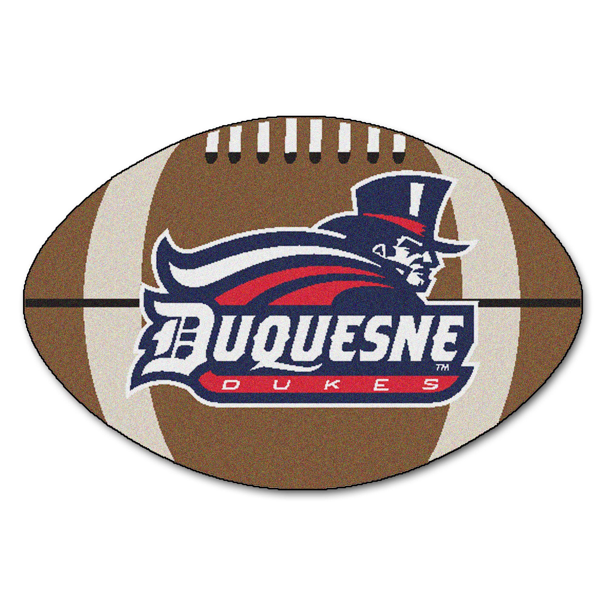 NCAA Duquesne University Football Mat