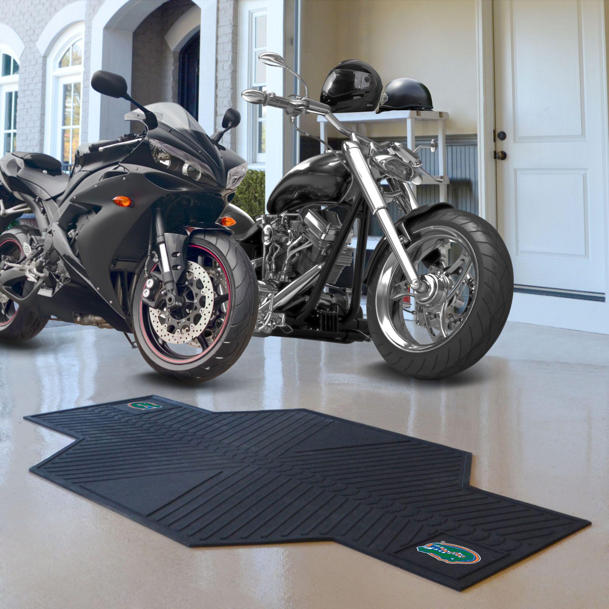 NCAA University of Florida Motorcycle Motorcycle Utility Mat
