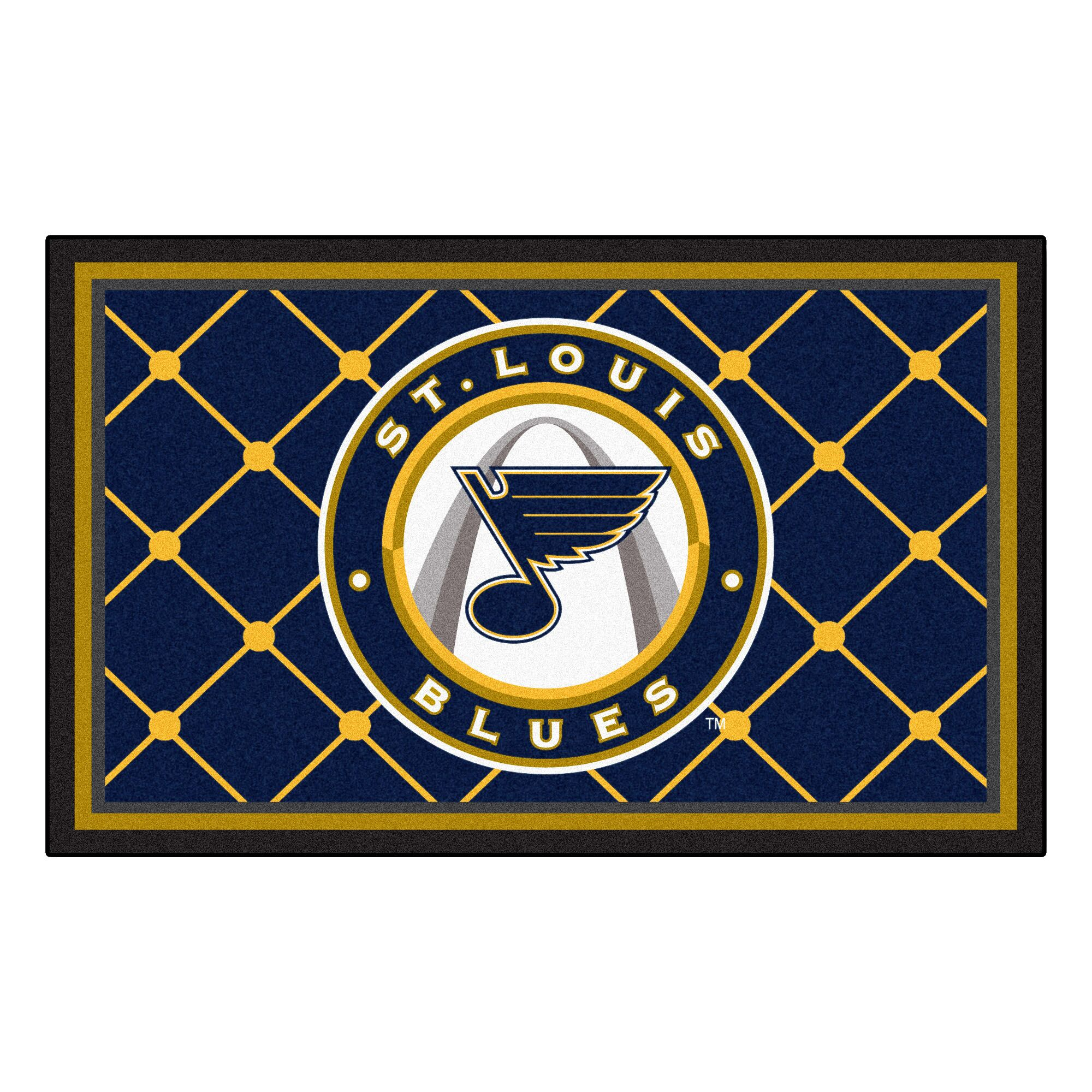 NHL Rug Rug Size: 5' x 7'8