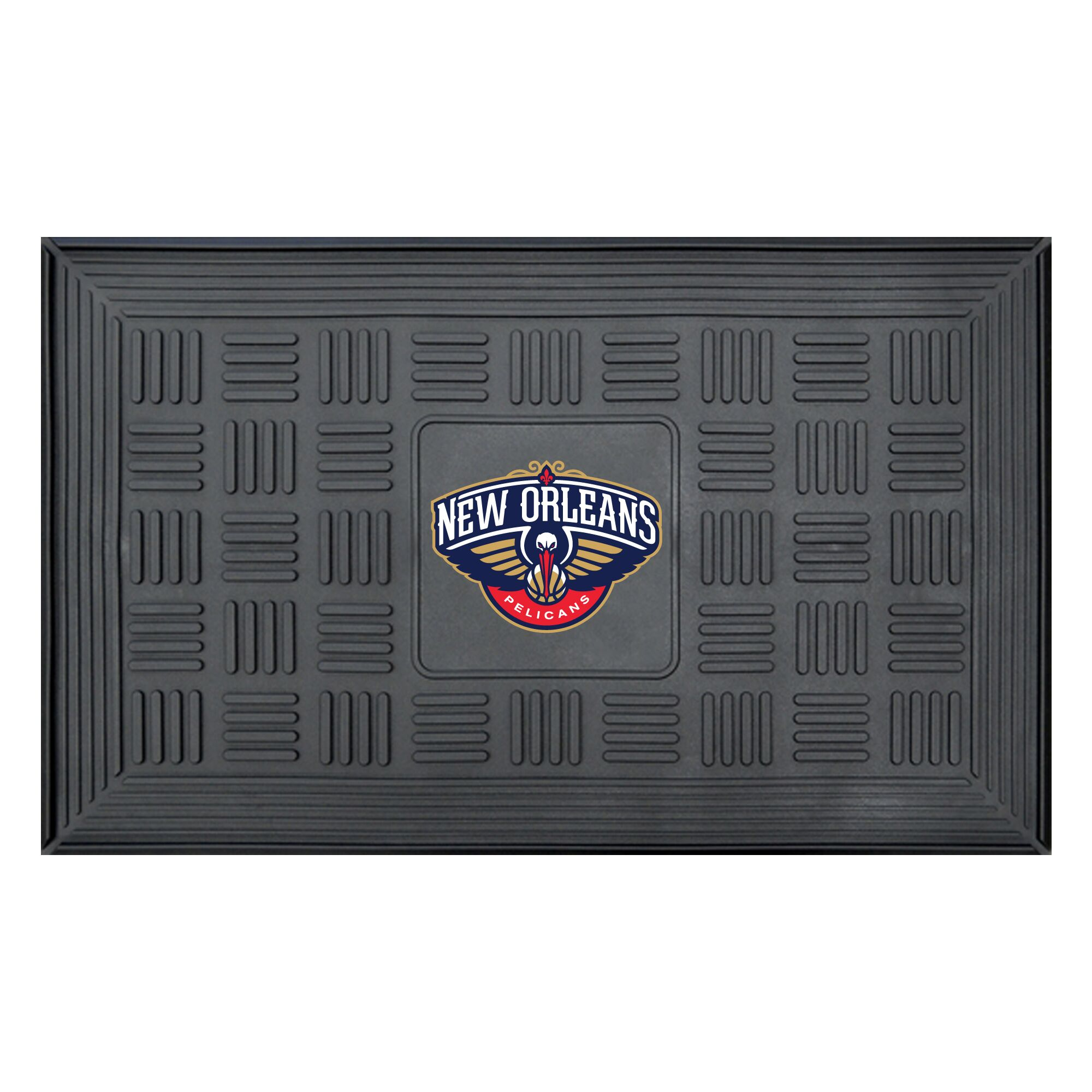 NBA - New Orleans Pelicans Medallion Doormat