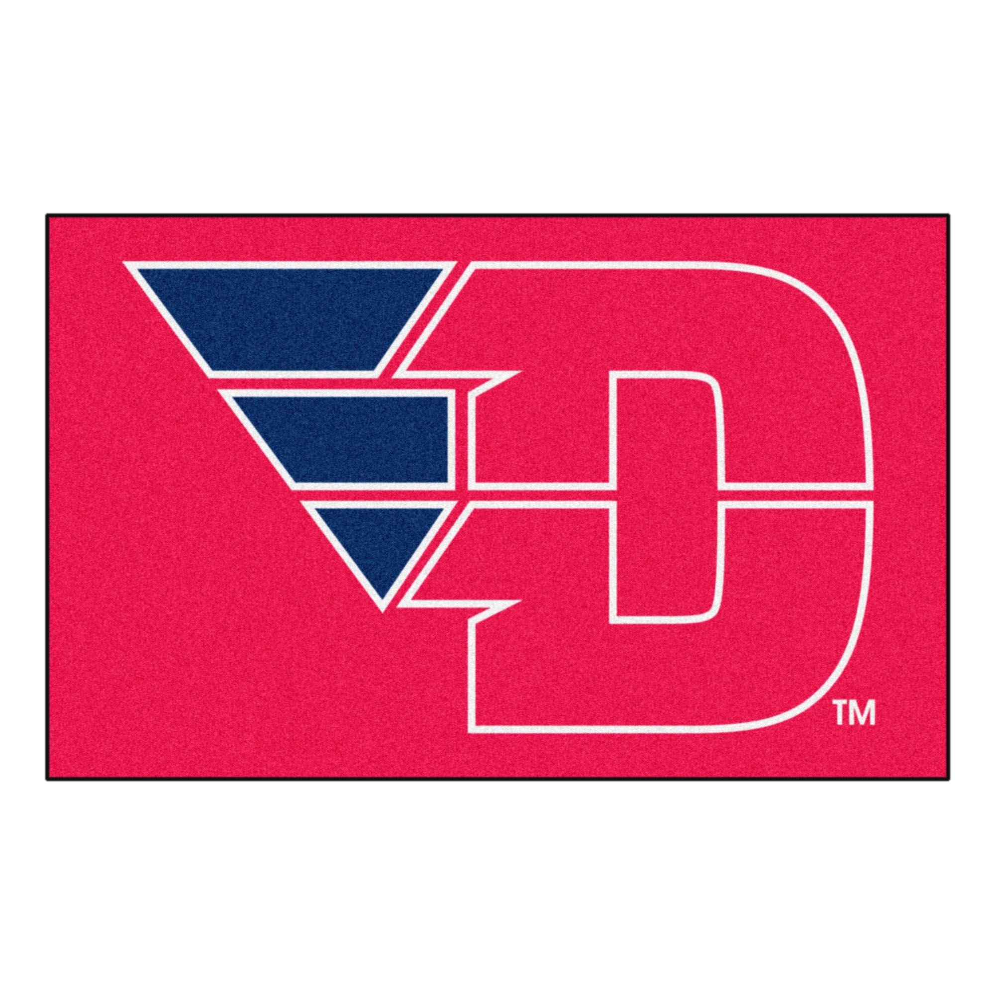 Collegiate NCAA University of Dayton Doormat