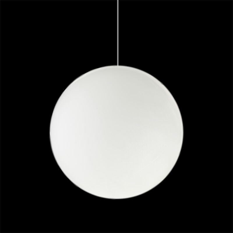 Globo Geoline 1-Light Globe Chandelier