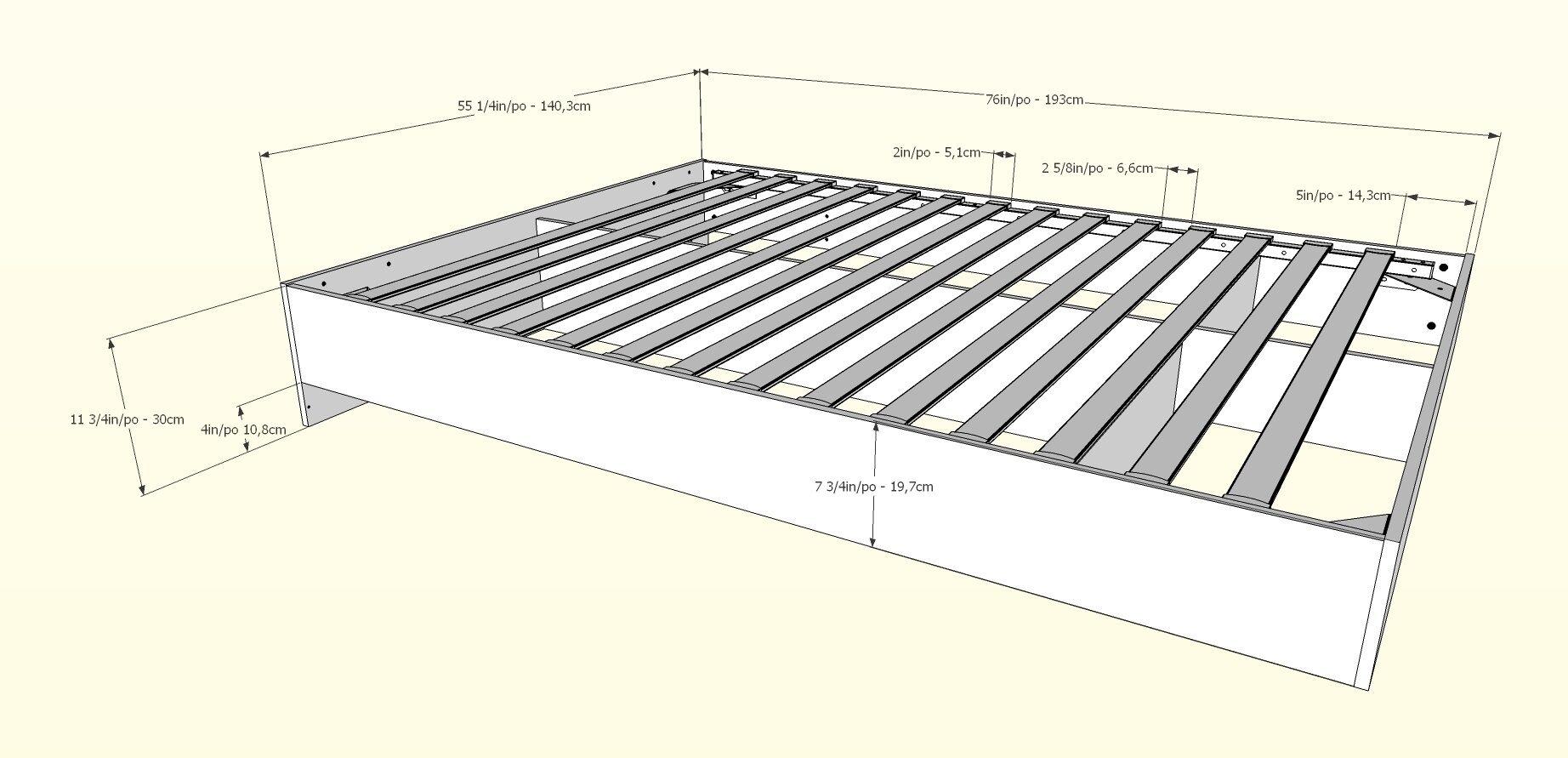 Etting Platform Bed Size: Full