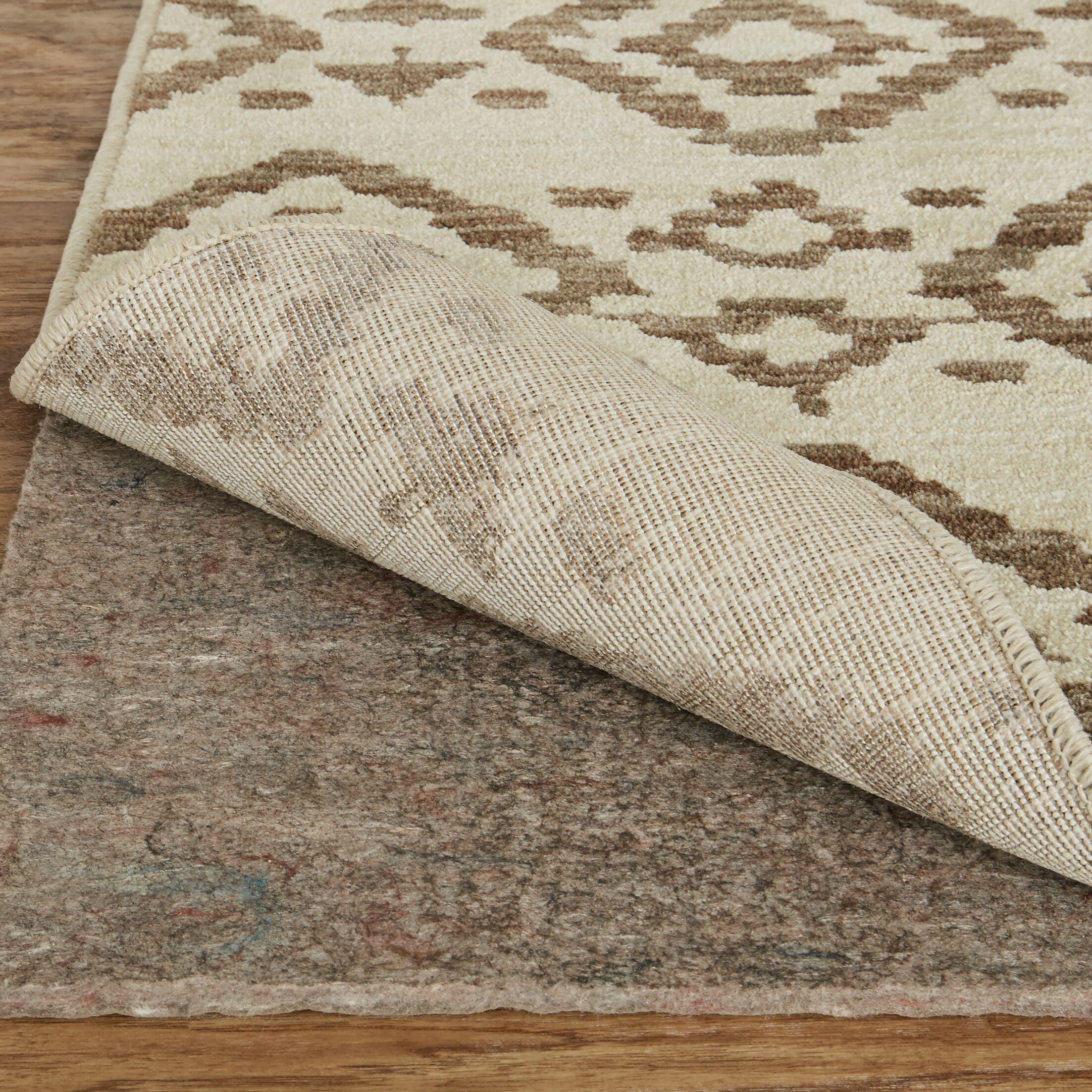 Mohawk Studio Tangier Beige/Brown Area Rug Rug Size: Rectangle 5'3