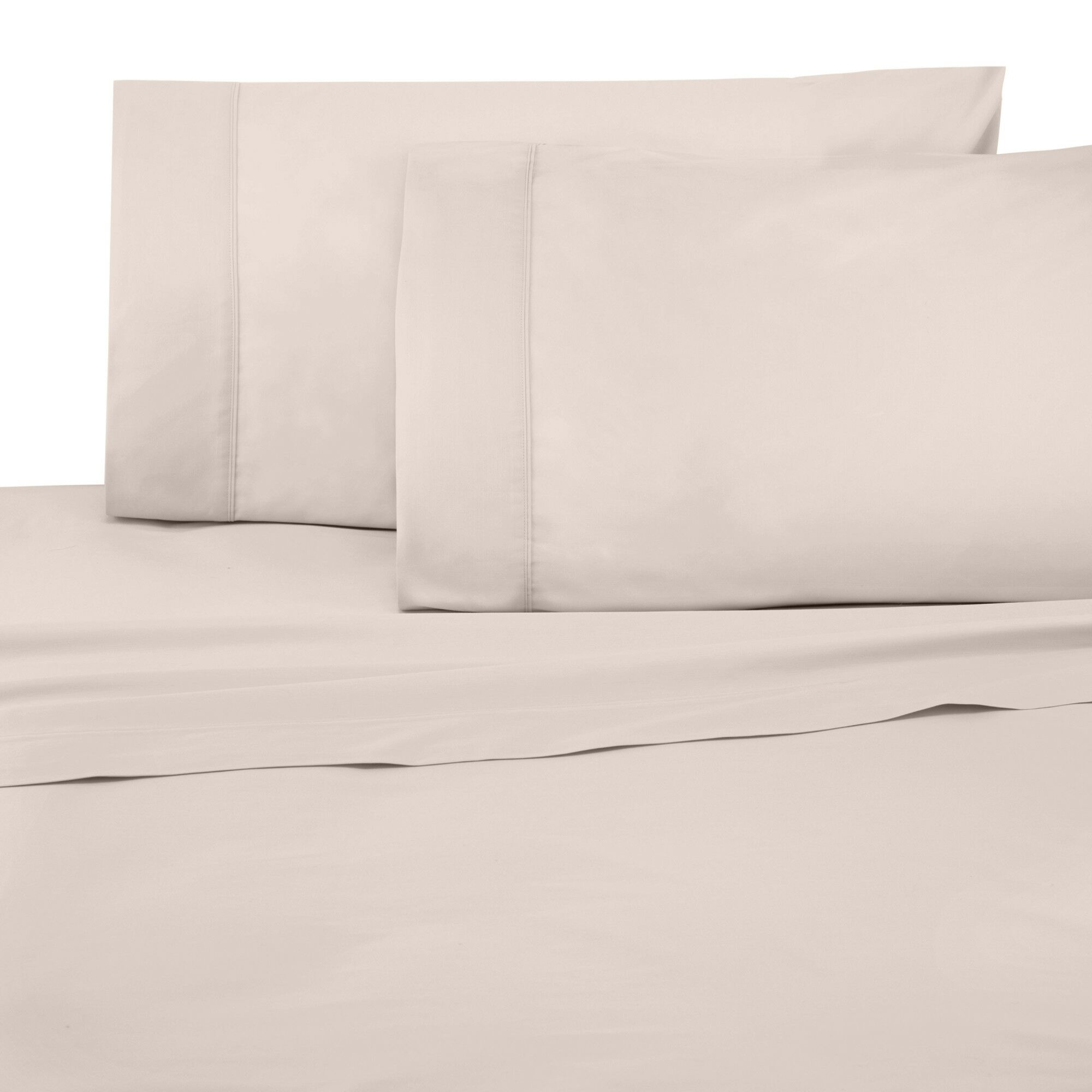 300 Thread Count 100% Cotton Sheet Set Size: California King, Color: Blush Pink